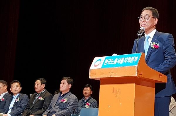 김주영 위원장