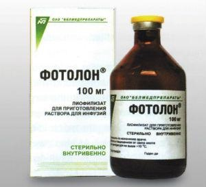 동성제약의 포토론 = 동성제약