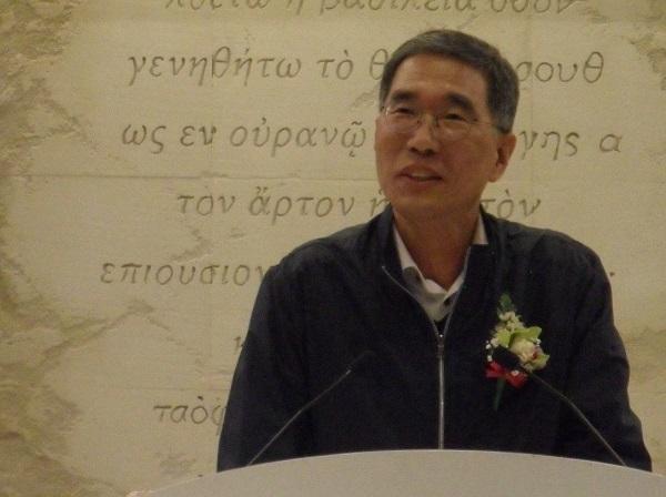 김주영 한국노총위원장