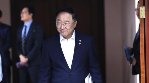 홍남기 부총리 겸 기획재정부 장관 / 사진 뉴시스
