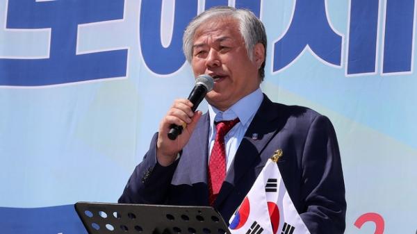 전광훈 한기총 대표회장 / 사진 뉴시스