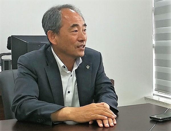 윤준병 더불어민주당 정읍-고창 지역위원장