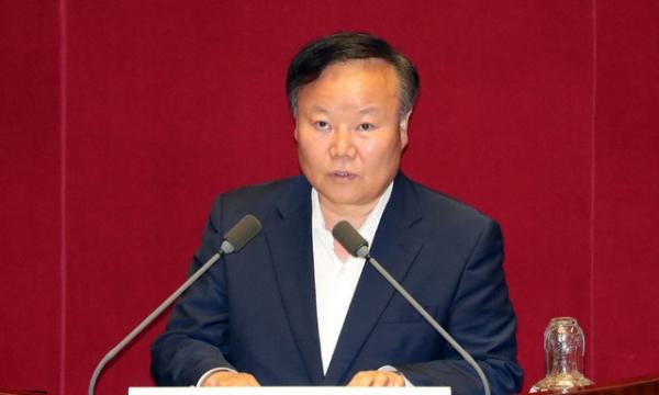 예선결산특별위원장에 당선된 김재원 의원 / 사진 뉴시스