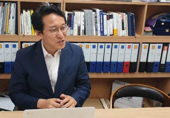천준호 서울 강북갑 지역위원장
