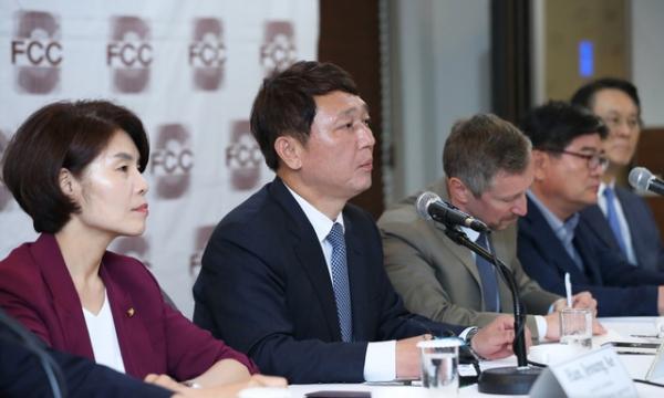 최재성 더불어민주당 일본경제침략대책특별위원장 / 사진 뉴시스