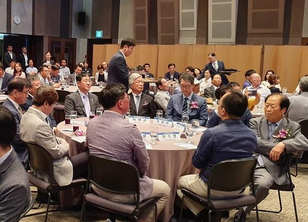 한국기자협회 창립 55주년 기념식