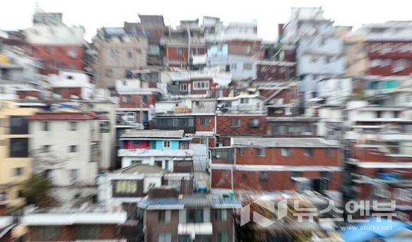서울 용산구 한남3구역 일대 Ⓒ뉴시스